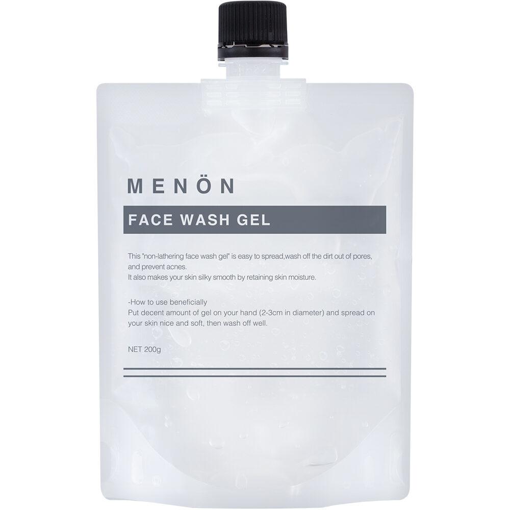 MENON洗顔ジェル
